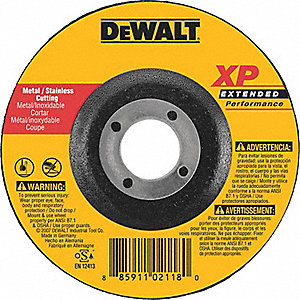 WHEEL CUTOFF5 X .045 X 7/8 XP DC