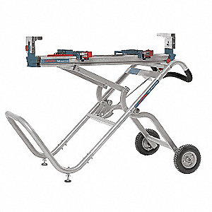 GRAVITY-RISE MITER SAW STAND