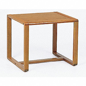 End Table,Medium Finish,24x20-1/2x20