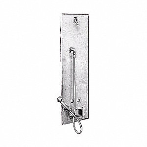 CHASE-MOUNTED HANDICAP PANEL SHOWER