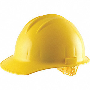 CAP SAFETY PINLOCK YELLOW