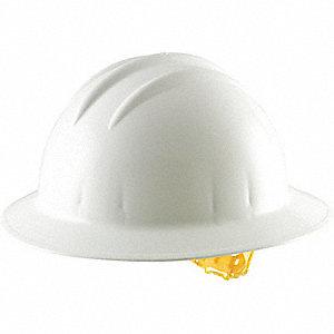 CAP SAFETY PINLOCK WHITE