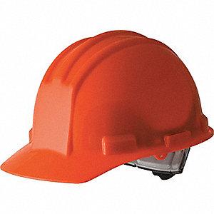 CAP SAFETY RATCHET HI-VIZ ORANGE