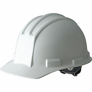 CAP SAFETY PINLOCK WHITE