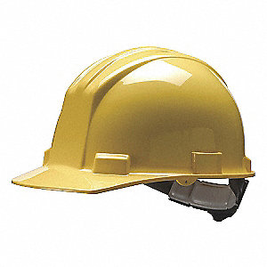 CAP SAFETY RATCHET YELLOW