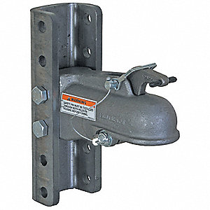 COUPLER,2-5/16IN W/5 POS CHANNEL