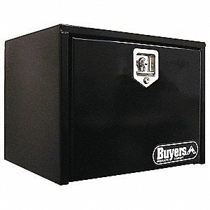 TOOLBOX 18X18X24 SST T-HDL BLK PWDR