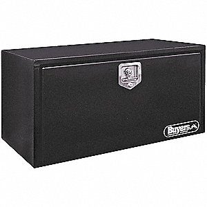 TOOLBOX 18X18X36 SST T-HDL BLK PWDR