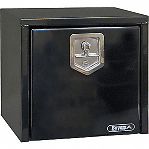 TOOLBOX,14HX12DX24L,SST T-HDL,BLACK