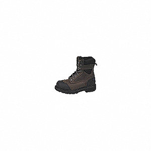 BOOTS SAFETY HAWK2 8IN TAN