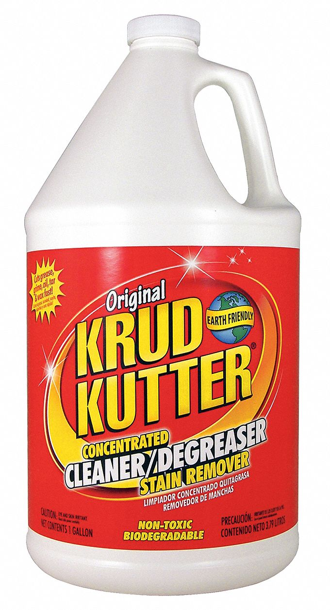 Cleaner/Degreaser,  1 gal Cleaner Container Size,  Jug Cleaner Container Type,  Unscented Fragrance