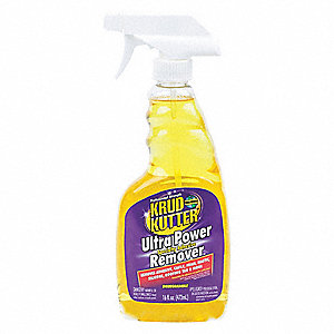 Adhesive, Caulk, Foam, Mastic, Silicone, and Tar Remover, 16 oz, Trigger Spray Bottle, Ready to Use