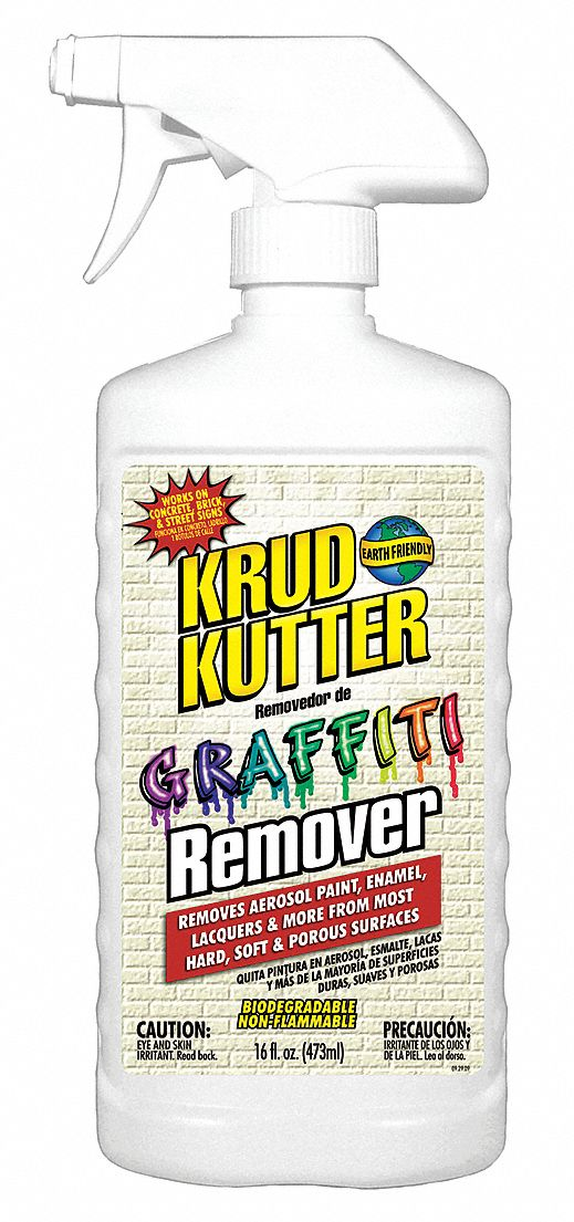 Graffiti Remover, 16 oz.