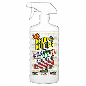 16 oz. Graffiti Remover, 1 EA