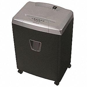 Personal Paper Shredder, Strip-Cut Cut Style, Security Level 2