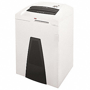Departmental Paper Shredder, Strip-Cut Cut Style, Security Level 2