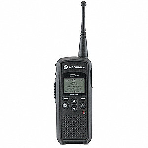 ISM Backlit LCD Portable Two Way Radio, Number of Channels 30