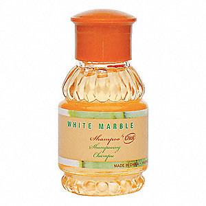 White Marble Breck Shampoo, Fresh Fragrance, 1 oz., 288 PK