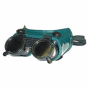 Welding Goggles,Shade 5,Lift Front