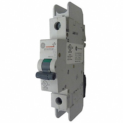 10K761 - Mini Circuit Breaker 0.5A 1 Pole C 120V