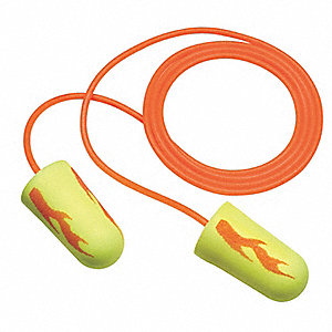 EARPLUGS EARSOFT W/CRD 33DB 200PR/B