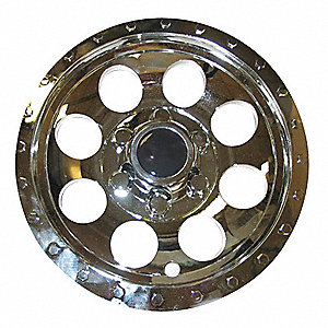 Rear Wheel Covers, For Use With MFR. NO. 915157, 915159, 915161, 915163, 2 PK