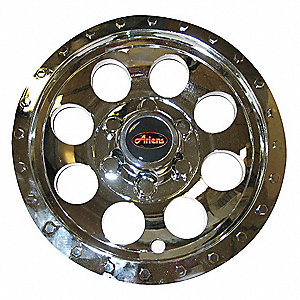 Rear Wheel Covers, For Use With MFR. NO. 991085, 991086, 991087, 2 PK