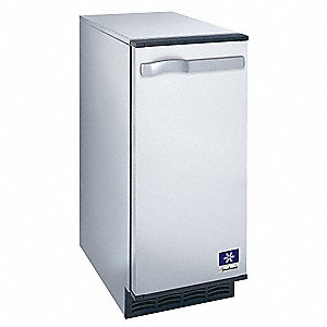 Ice Machine,Undercounter,Octagon,53 lb