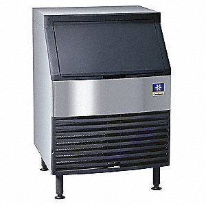 Ice Machine,Undercounter,Half-Dice,193lb