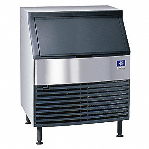 "Undercounter Ice Maker, Ice Production per Day: 271 lb., 30"" W X 38-1/2"" H  X28"" D"