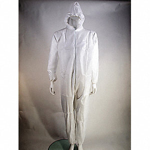 COVERALLS DISP MCROP ANTI-STAT M