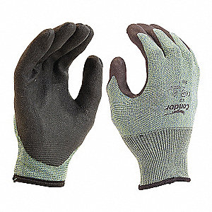 GLOVES CUT-RESIST HPT PALM 8