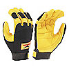 GLOVES MECH PERFRM GOAT DBL PALM L