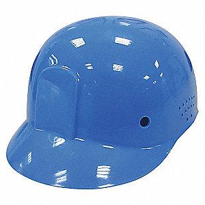 CAP BUMP HARD SHELL BLUE