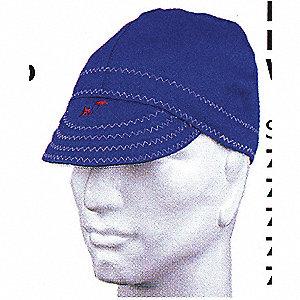 CAP COTTON FR BLUE 7-3/8