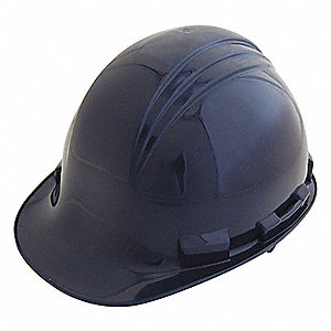 HAT SAFETY CSA RATCHET SUSP NAVY