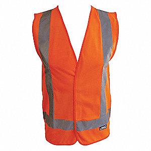 VEST TRAFFIC ECONOMY ORANGE 5XL