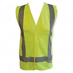VEST TRAFFIC ECONO YELLOW 2XL