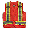 VEST SURVEYORS CSA ORANGE M