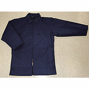 JACKET QUILTED NAVY XS