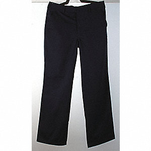 PANTS WORK REG FIT NAVY 34