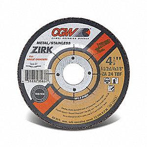 5 X 1/4 X 7/8 ZA24-T-BF ZIR T27