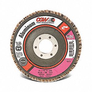 DISC FLP ALU T29 REG 4-1/2X7/8 36GR