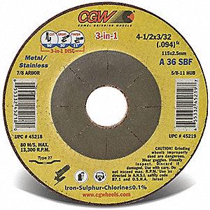 WHEEL CUT/GRIND 7X3/32X7/8
