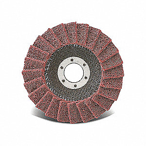 DISC FLAP 4-1/2X7/8 MEDIUM