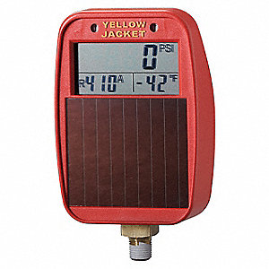 Solar Replacement Gauge,High Side