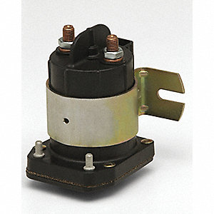 SOLENOID WITH COPPER CONTACTS