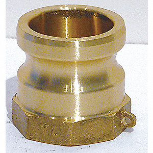 ADAPTER A FEMALE BRASS NPT 4IN