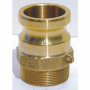 ADAPTER F MALE BRASS 1-1/2IN