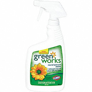 CLEANER GREENWORKS BATHROOM 709ML